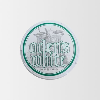 Odens Double Mint Extreme White