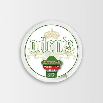 Odens Wintergreen Extreme White Dry Slim