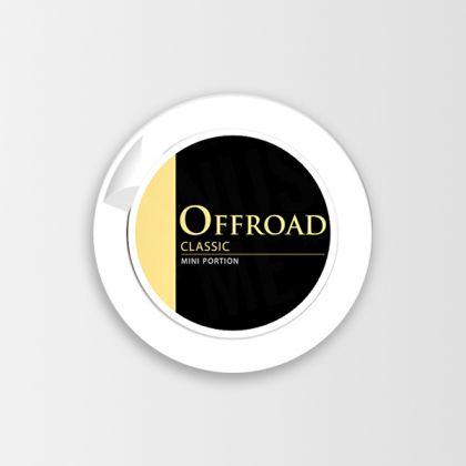 Offroad Classic Mini portion