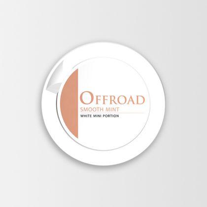 Offroad Smooth Mint Mini White
