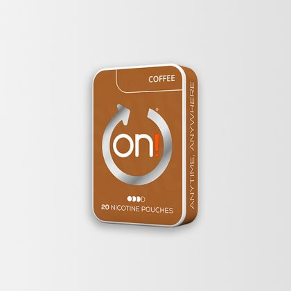 On! Nicotine pouches 6mg