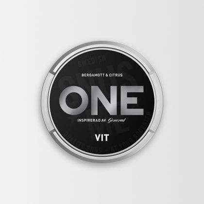 One Vit White Portion