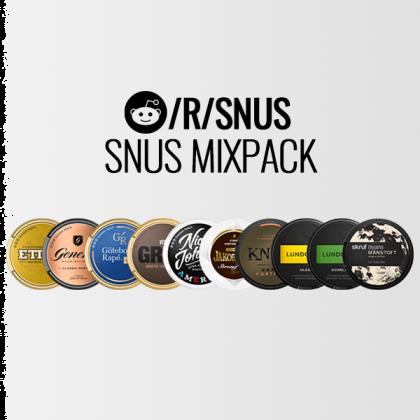 Reddit Snus Mixpack