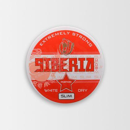 Siberia White Dry Slim