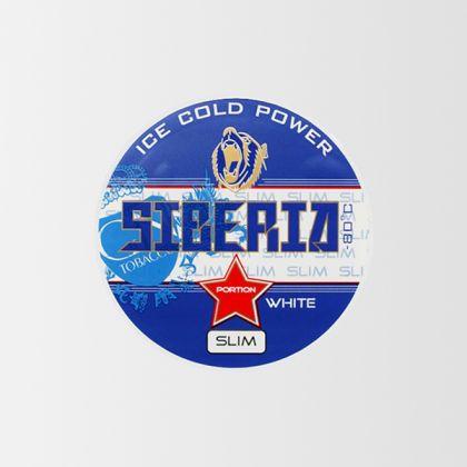 Siberia White Slim