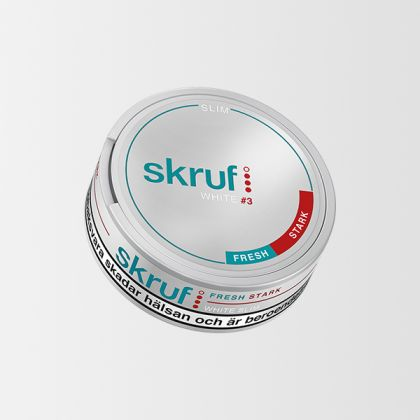 Skruf Slim Fresh Strong