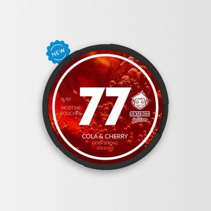 77 Cola & Cherry Snubie Edition