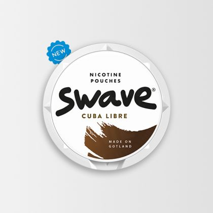 Swave Cuba Libre Slim All White