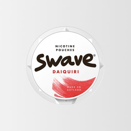 Swave Daiquiri Slim All White
