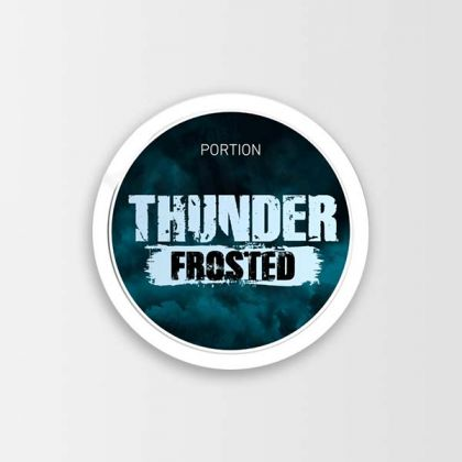 Thunder Frosted Original Portion
