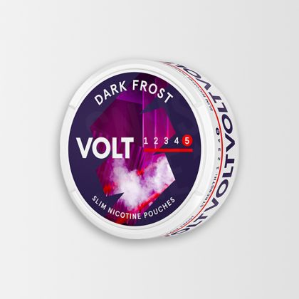 VOLT Dark Frost Super Strong Slim All White