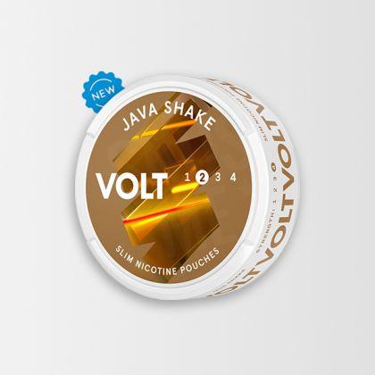 VOLT Java Shake Slim All White