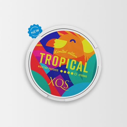 XQS Tropical Strong Limited Edition