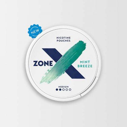 ZoneX Mint Breeze