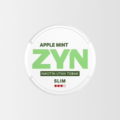 ZYN Apple Mint Slim