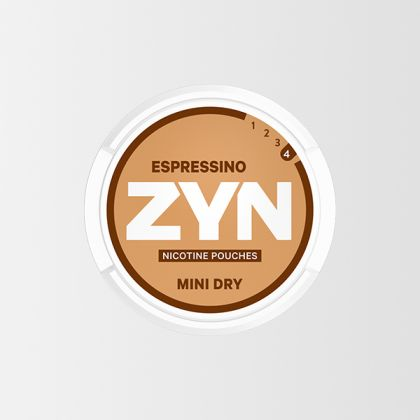 ZYN Mini Dry Espressino Strong