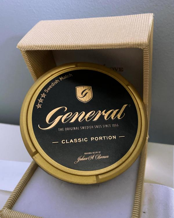 General Classic Portion Review