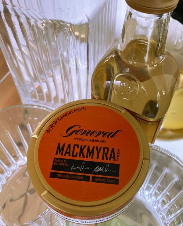 General Mackmyra Portion Review