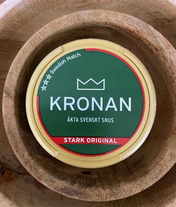 Kronan Original Strong Portion Review